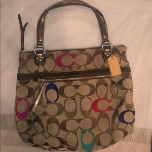 Used Coach Tote Bags